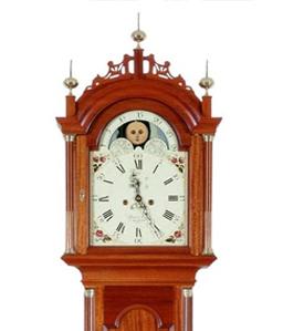 Antique Atmos Clock